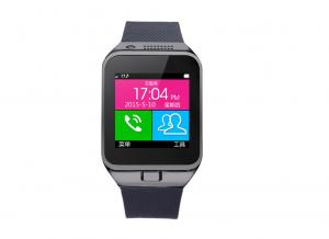 China Black Bluetooth Pedometer Smart Watch IOS Women With Camera on sale