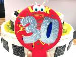 Pretty Colorful Balloon Shaped Printable Birthday Candles With Number And Cartoon Painted
