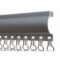 Sunfast Fancy Chain Link Curtain , Double Hooks Door Fly Screen Curtain