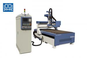 China High Strength Wooden Door ATC CNC Router With Taiwan Syntec Control System on sale