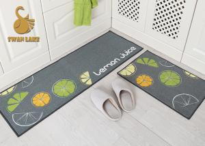 China High Definition Printed Kids Room Felt Backed Carpet Underlay For Play / Crawling on sale