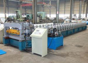 China 寿命サービスの機械を形作る1200mmアルミニウム コイルの屋根瓦ロール on sale