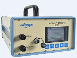 China Aerosol Photometer MODELDP-30 /HEPA Filters/PAO/DOP/HEPA Leak Detection/spectrometer on sale