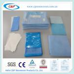 Sterilie Surgical Orthopedic Split surgical Drapes pack