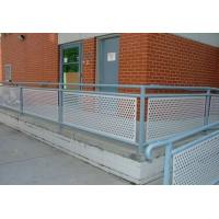China Architectural Perforated Metal Screen on sale