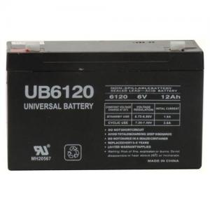 China Lead Acid 4Ah 6v rechargeable battery maintenance-free operation on sale