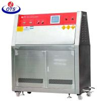Stainless Steel UV Lamp Testing Equipment 315 - 400nm Wavelength Easy Operated