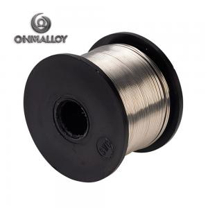 China 1.09 Resistivity Nickel Chrome Alloy 8.4g / Cm3 Super Fast Heating Speed on sale