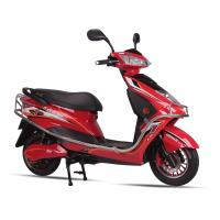 800W - 2000W Power Motor Adult Electric Motorcycles Max Speed 70 Km / H