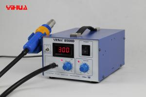 China IC / PCB Hot-Air Soldering Station , Manual / Auto SMD rework station on sale