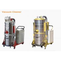 China 7m2 Filter Area Concrete Floor Vacuum Sweeper , Concrete Grinder Dust Collector on sale