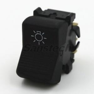 China Hazard Warning Lada Car Switch For Lada Head Lamp Switch Type BK343-03.29A PIN 3 on sale
