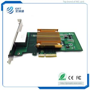 China F902T PCIe Gigabit 1000Mbps Dual-Port Copper RJ45 Network Server Adapter with Intel I350 Chipset Controller on sale