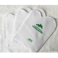 Hotel Disposable Beauty Products Shoe Shine Cloth Shoe Polish Mitt Kit