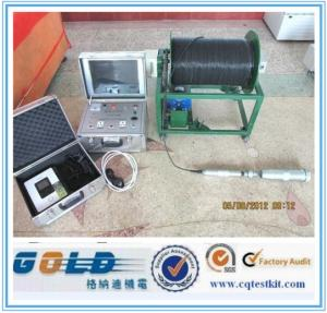 China CCTV Borehole Inspection Camera, 500M Water Well Inspection Camera Underwater Inspection Camera 500m on sale