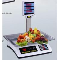 Electronic balance /weighing scale with Pole/ lifted display YZ-328+