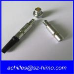 high quality ODU 14pin male and female push pull connector