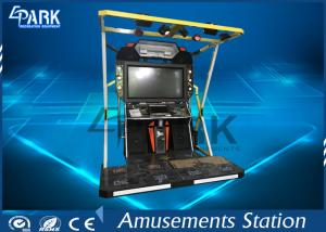 China Coin Operated Arcade Machines Video Dancing Game 2 Players For Shopping Mall on sale