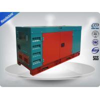520kw / 650kva Electronic Cummins Generator Set , 4 wires Silent Diesel Genset