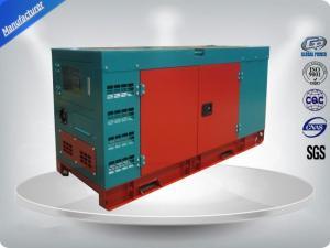China 520kw / 650kva Electronic Cummins Generator Set , 4 wires Silent Diesel Genset on sale