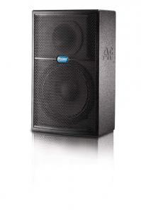 China 10''neo Woofer 300W 55Hz - 19KHz 310*310*500mm 8ohm stage church audio Speaker Equipment supplier