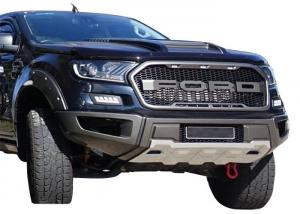 China Raptor Style Front Bumper Facelift Body Kits for Ford Ranger T7 2015 2017 on sale