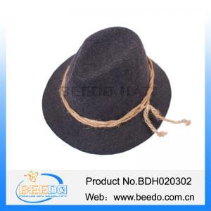 ... Quality wholesale men wool felt hat Germany mountain hat for sale ... 487045822bb