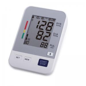China bluetooth Arm Blood Pressure Pulse Monitors Digital Upper health Monitors presion arterial meter sphygmomanometer care on sale