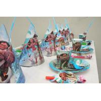 Moana movie Maui Kids Birthday Party Decoration Set Party Supplies Baby Birthday Party Pack event party supplies