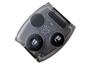 China Honda 2button Remote 433mhz 46 chip for Civic on sale
