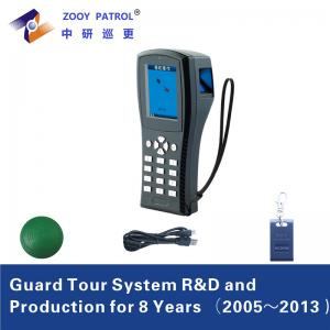 China Fingerprint Identification Guard Tour System Security Guard Equipment on sale