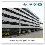 2,3,4,5,6,7,8,9 Floors Lift-Sliding Puzzle Automatic Car Park/ Automatic Car Lift Parking/ Automated Vertical Car Park