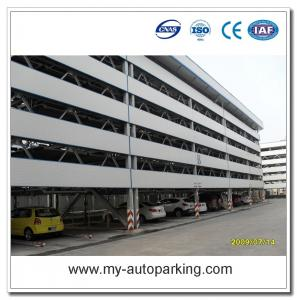 China Selling Elevadores Para Autos/ Car Lifting Machine/ Parking Assistant System/ Vertical Rotary Smart Parking System on sale