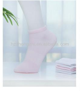 China Anti-bacterial Bamboo Fiber Sock For Women on sale