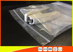 Quality Industrial Use Kangaroo Clear Zip Lock Bags Pouch Custom Printing 45 Mic for sale