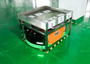 China Industrial Smart AGV , Natural Navigation AGV For Electronics Industry on sale