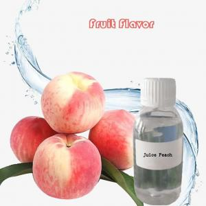 China vape Flavoring Liquid peach Flavor Fruit Flavors with best price and top quality on sale