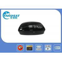 High Resolution HD DTMB Receiver Box Support USB PVR Multilanguage OSD