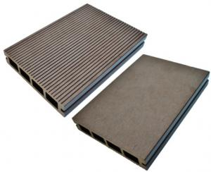China CE Certification WPC Exterior Garden decking 146*31mm on sale