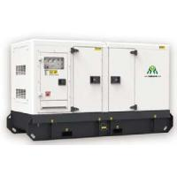 Silent / Open Type Portable Diesel Generator 3 Phase 52kw 66kVA