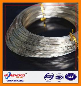 China Hard Alloy Brazing Material, Brazing Rod,Wire,Alloy Used for Brazing Tungsten Carbide Tips on Woodcutting, Metal Cutting on sale