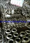 Customized Steel Pipe Nipple Forged Pipe Fittings ASTM B564 UNS N08367
