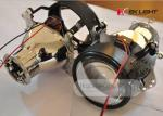 China Universal Car 3 Inch 3000LM Bosch Bi Xenon Projector Lens Light CE / RoHS wholesale
