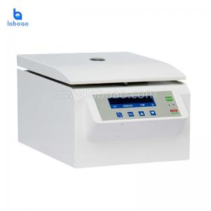 China HW-16 benchtop high speed micro centrifuge medical instrument and school laboratory on sale