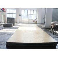 China Steel heating Heated Platen for Press Melamine Plate Laminating 200 Mm - 9000 Mm on sale