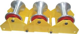 China 3 Level Wheels High Quality Cable Pulley Block HL-III on sale