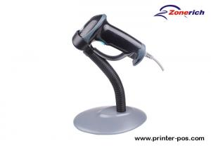 China 1D Barcode Laser Scanner with Stand for Cash Register Systems on sale