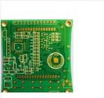 Rigid Double Side Pcb Assembly Soldering Double Sided Pcb 2 Layer
