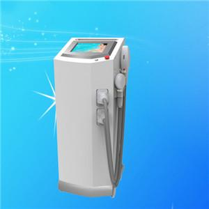 China IPL pigmented lesions removal machine , 808nm Diode Laser Hair Removal Machine on sale
