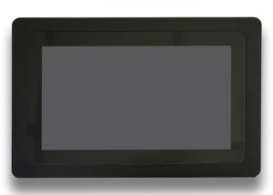 China 10.1 Inch Resistive Touch Monitor 1920 X 1200 High Resolution With Flat Screen on sale